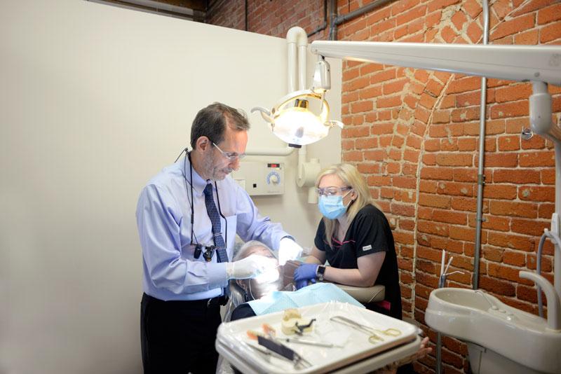 Doctor Pearce in Procedure